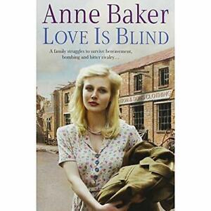 Anne Baker - Love Is Blind *NEW* + FREE P&P