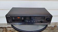 Sony TC--FX11 Cassette Deck/Tape Player