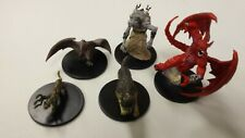 Icons of the Realms Dungeons & Dragons D&D LARGE Mini Bulk Lot (no duplicates)