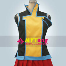 Code Geass Ayame Cosplay Costume Vest & Pleated Skirt M006
