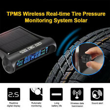Car TPMS Tyre Tire Pressure Monitoring System Gauge + 4 Wireless External CCY