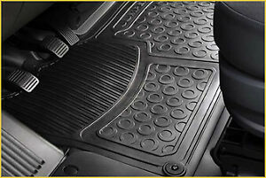 Genuine Peugeot Boxer Tailored Rubber Full Length Floor Mat 966330 2006-2020
