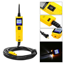 Electrical System Diagnostic Tool Auto Battery Circuit Tester with LED light