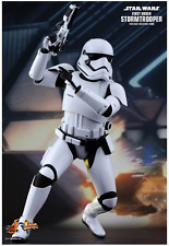 STAR WARS HOT TOYS FIRST ORDER STORMTROOPER 1:6 SCALE FIGURE HOTMMS317