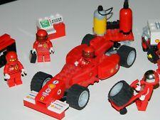 Lego Ferrari F1 pit set (8375)