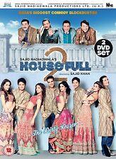 Housefull 2 - Akshay Kumar Asin - Hindi Movie DVD Region Free English Subtitles