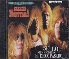 Charlie Montana Se Lo Que Hicieron El Disco Pasado CD New Nuevo Sealed