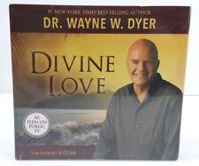 Wayne Dyer Divine Love Audio Cd New in Package