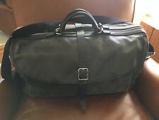 Dsquared2 Distressed Leather Duffle Bag
