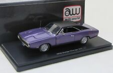 DODGE CHARGER R/T (1970) Viola 1:43 AUTO World