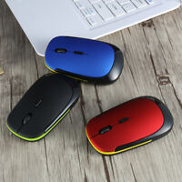 2.4GHz Wireless Cordless Mouse Optical Scroll For PC Laptop Computer