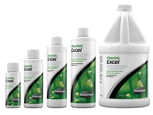 Seachem Laboratories Flourish Excel Plant Supplement   Free Shipping