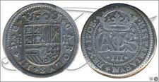 España - Monedas Carlos III Austria- Año: 1708 - numero 00024 - MBC - 2 Reales 1