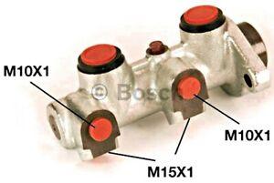 BOSCH Brakes Master Cylinder Fits CHEVROLET Lanos DAEWOO Nubira Orion 1997-