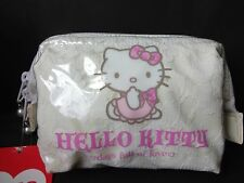 Sanrio Hello Kitty Purse Pouch Kawaii Free Shipping