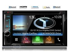 Kenwood DNX-693S eXcelon CarPlay GPS LCD HDMI USB BlueTooth 2-DIN Stereo RB