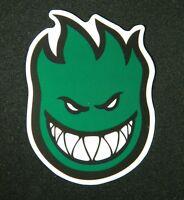 2 Green Spitfire Vinyl Sticker