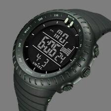 Military Men's Quartz Digital Sport Calendar Sport Waterproof Army Wrist Watch