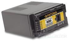 Akku Batterie accu battery für Panasonic VW-VBG6 AG-HCM41 AG-HCM41EU AG-HMC70