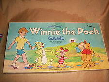 1979 WINNIE THE POOH DISNEY  Vintage Board Game  Complete ?