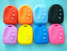 3 BUTTONS REMOTE KEY silicone cover  HOLDEN COMMODORE VS WH WK WL VT VX VY VZ