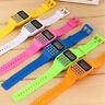 Fashion Child Kid Silicone Date Multi-Purpose Electronic Calculator Wrist Watch