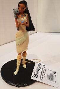 Figurine Pocahontas Disneyland Paris