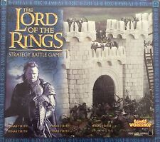 MINAS TIRITH terrain gate Lord of the Rings LoTR NEW ESDLA