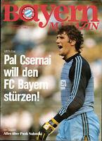 UEFA - EC III 83/84 Bayern München - Paok Saloniki, 02.11.1983, Jean-Marie Pfaff