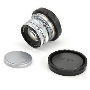 Contax/Kiev-Sony E (NEX) Adapter w/ Focusing Part & *Jupiter-8 Lens AS A GIFT*!