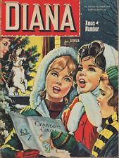 Diana for Girls Magazine No. 149 25 December 1965    Ken Dodd
