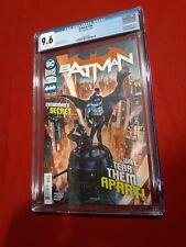 Batman 90 CGC 9.6 March 2020 1st print