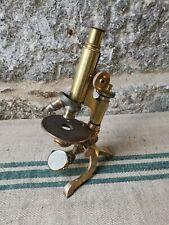 A 19th Century Microscope by .M Stiassnie
