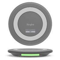 Ringke Wireless Charger Charging Pad for Universal Compatible Qi Enabled Phones