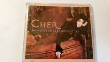 CHER The Music`s No Good Without You 4 Track Maxi CD UK CD2 Remixes Incl. Video