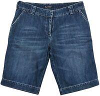 Armani Jeans Simin T SPA Indigo 007 mens Denim jeans Shorts Walking Size 30
