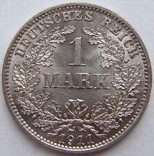 TOP! 1 Mark 1911 E in BANKFRISCH / STEMPELGLANZ !!!