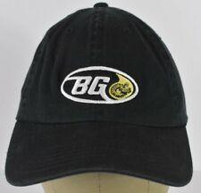 Black BG Co Logo Souvenir Promo Gears Image Embroidered Baseball Hat Cap  Fitted 28a150c87668