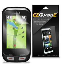 4X EZguardz Screen Protector Skin Cover HD 4X For Garmin Approach G8 Golf GPS