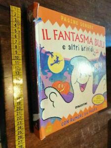 LIBRO-•Libro Pop-up 3D IL FANTASMA BUU E ALTRI BRIVIDI De Agostini 2007 SONORO
