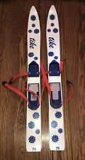 Tike Beginner Adjustable Skis Children Kids Toddler 70cm (27.5 Inches)