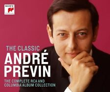 Andre Previn - Classic Andre Previn [New CD] Boxed Set, With Book, Germany - Imp