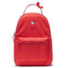 Herschel Supply Co. Hello Kitty Nova Small Backpack, Red