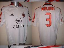 AC MIlan MALDINI Adidas Adult XL Shirt Jersey Football Soccer Italy Maglia Top