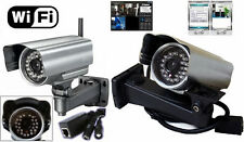 IP Camera WiFi,telecamera esterno,led infrarossi,sensore movimento,colori,audio