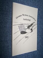Oconee Writers Association Anthology 2007, By Whiten, Fehler, Duke, Fiebelkorn