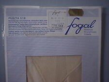 Fogal Style 518 Puszta Dot-Net Pantyhose with Tanga Panty Size Small in Blahiver