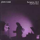 Europeras 3 & 4, Long Beach Opera - (Compact Disc)