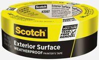 "3M Scotch 1.41"" x 45 yd. EXTERIOR SURFACE High Strength Painter's Tape 1 pk NEW"