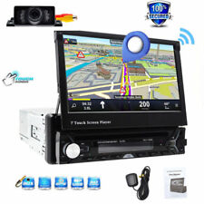 Autoradio Mit Navi Gps Navigation Bluetooth Touchscreen Dvd Usb Mp3 1Din+Camera